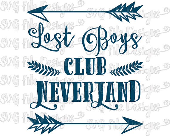 Hiking clipart lost boy Peter 1950s Neverland Wool Outerwear
