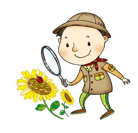 Hiking clipart lost child On for with activities Children
