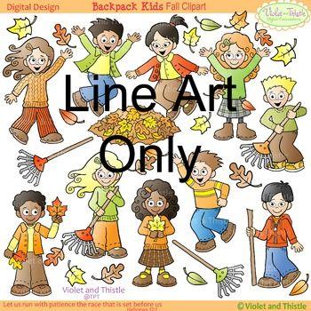 Hiking clipart lost child ~ Art Violet Kids Art