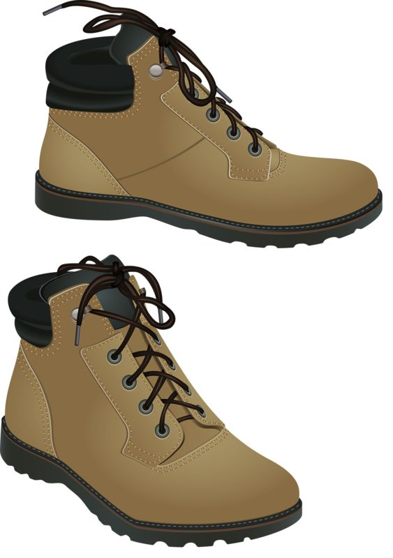 Hiking clipart manly Boots on Boys Яндекс Best