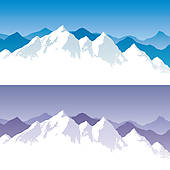 Himalaya clipart mountain tree Clipart Range #20 drawings clipart