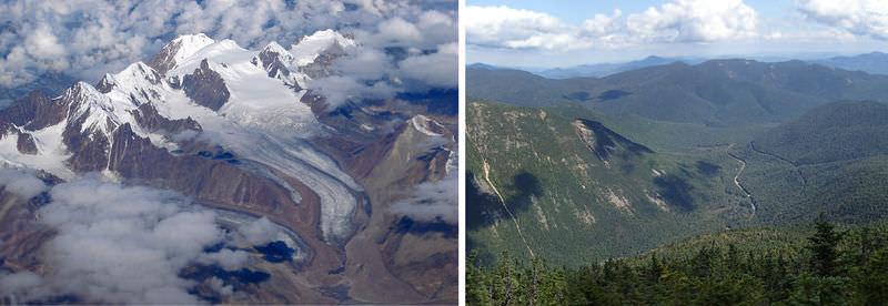 Himalaya clipart appalachian mountains Same? Why 12 the Landforms