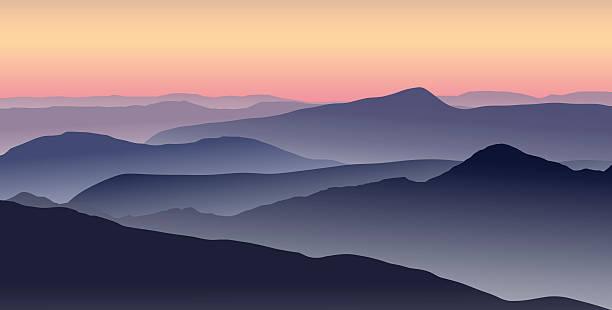 Himalaya clipart appalachian mountains Clipart Mountain Mountain Ridge Ridge