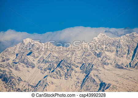 Himalaya clipart mountain range Snow Stock Range mountain Annapurna