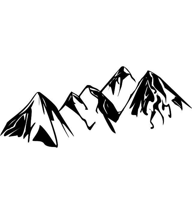 Himalaya clipart mountain range #6 Himalaya svg Himalaya Download