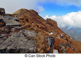 Himalaya clipart rocky mountain Mountain Landscape Himalaya Nepal; Himalaya