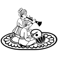 Arabian clipart hindu marriage #7