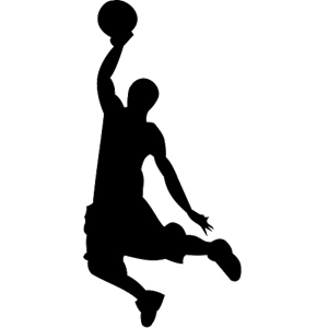 Hip clipart basketball player With a Education Migs by