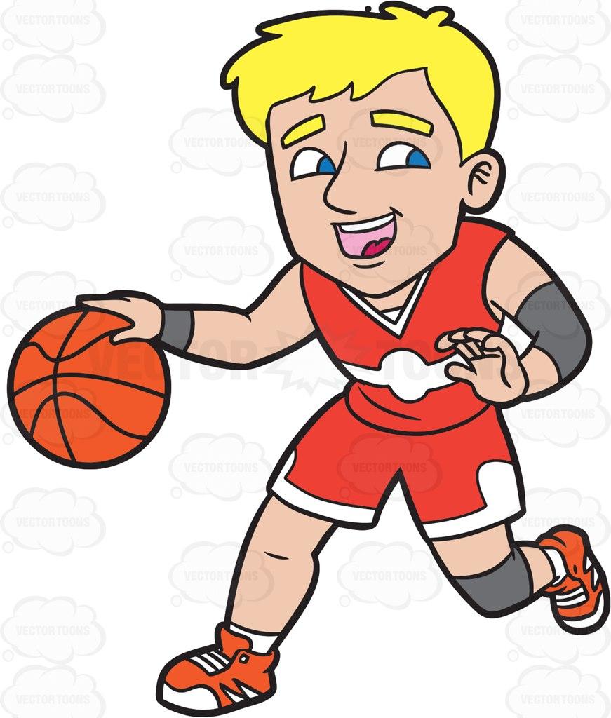 Sad clipart basketball player #6