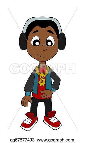 Hip clipart nice boy Drawing kid hip gg67577493 boy