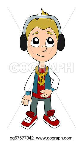 Hip clipart nice boy Drawing kid hip gg67577342 boy