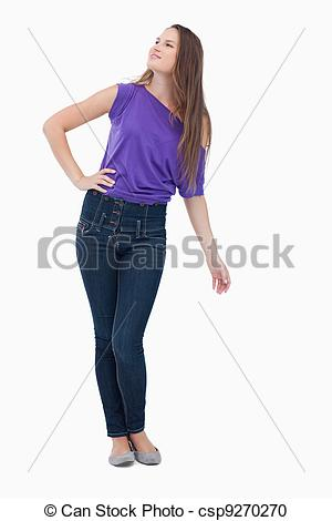 Hip clipart teenager #6