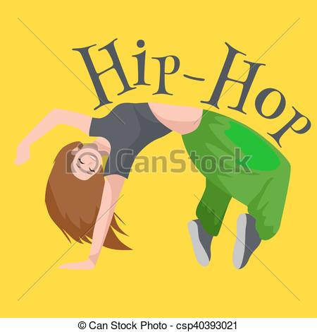 Hip clipart teenager #7