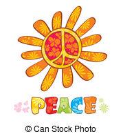 Hippie clipart Clip vector Hippie symbol 865
