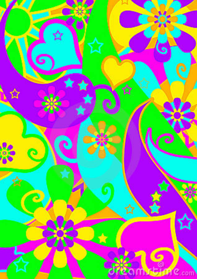 Hippies clipart funky #1