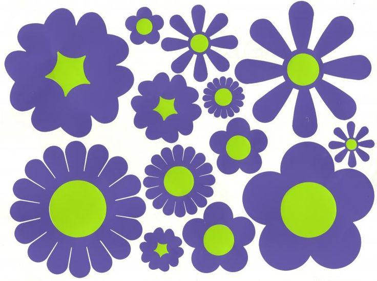 Hippies clipart kombi Art hippie flowers about Pinterest
