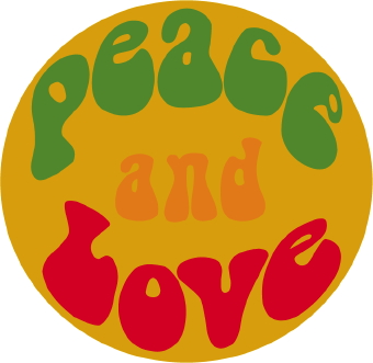 Clipart 60s cliparts Peace