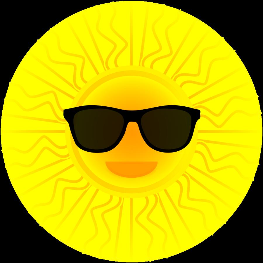 Small clipart sunglass Sunglasses art Sunglasses clip glasses