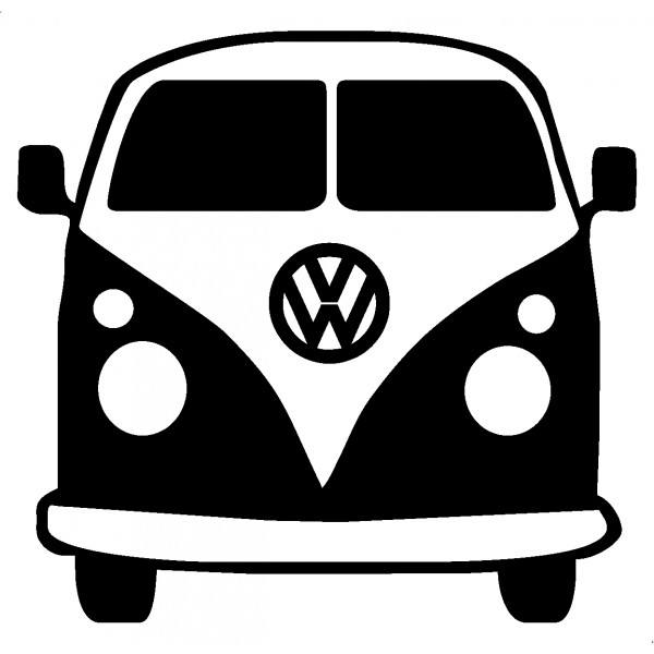Bus clipart silhouette Vw free Search Search Google
