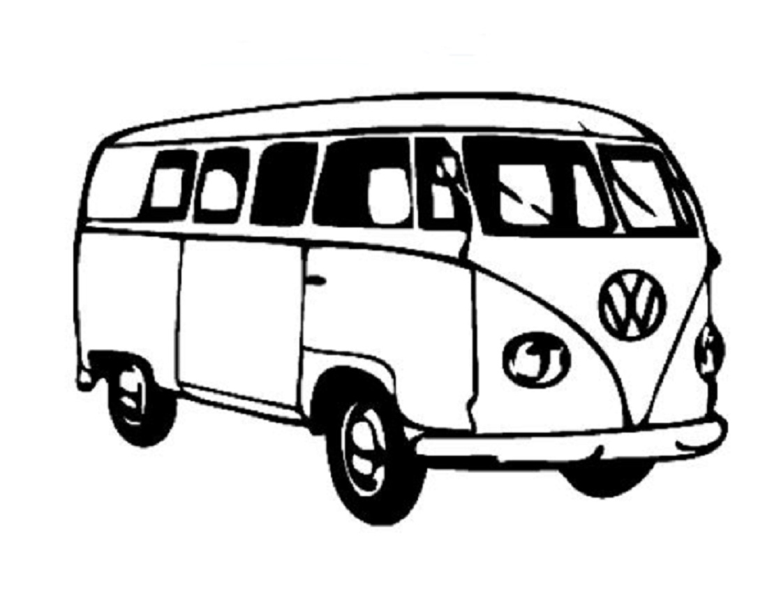 Camper clipart kombi Con Searching Google combi surf