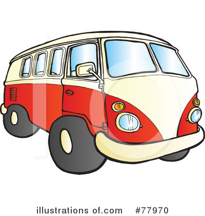 Hippies clipart vw camper van #15