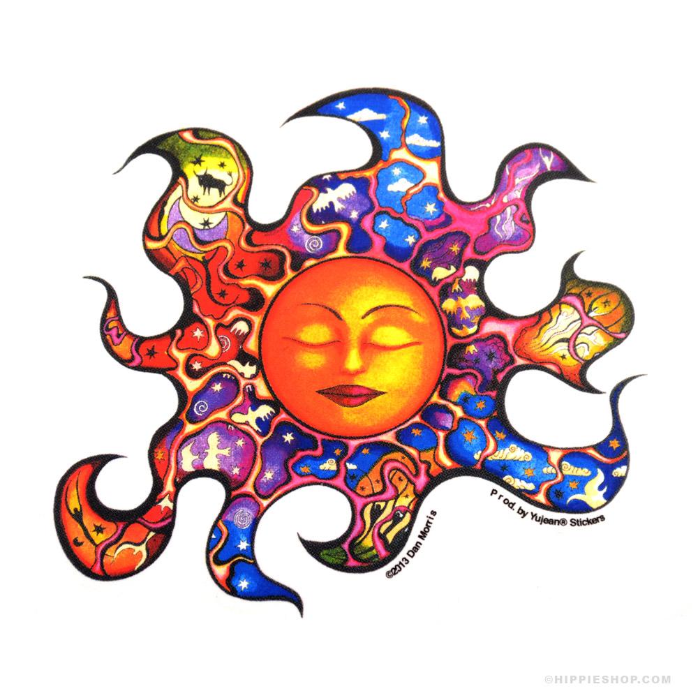 Sun 99 Hippie Sun Trippy