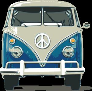 Camper clipart kombi Google For campervan vw