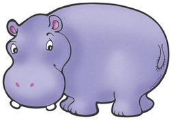 Hippo clipart Clip clipart Clip  Download
