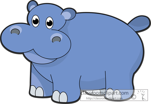 Hippo clipart Images Cliparting 5 Free Hippopotamus