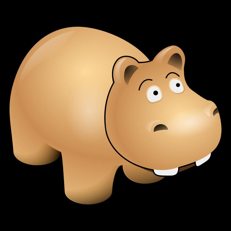 Hippo clipart Clip Clip Public & Free