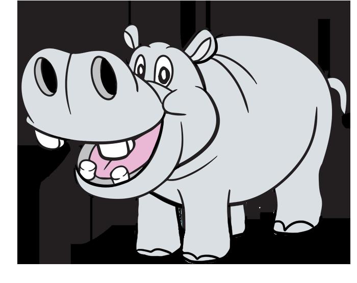 Hippo clipart Clipart Free hippopotamus%20clipart%20 Clipart Images