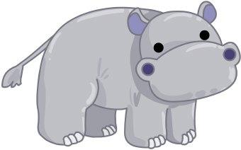 Hippo clipart Hippo art Hippo Cliparting com