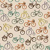 Hipster clipart bicycle Bicycle Royalty GoGraph  Illustration