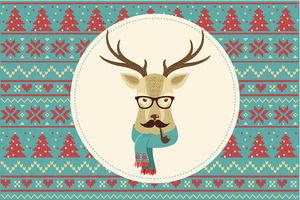 Hipster clipart christmas #1