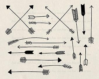 Drawn arrow archery #6