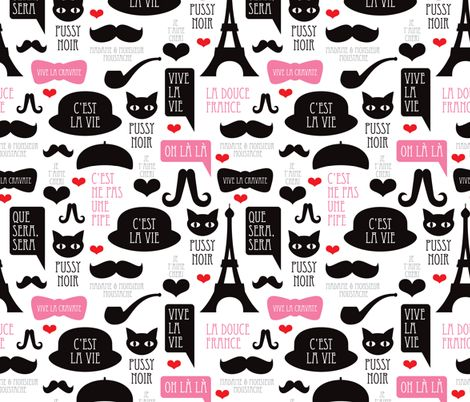 Hipster clipart french mustache #11