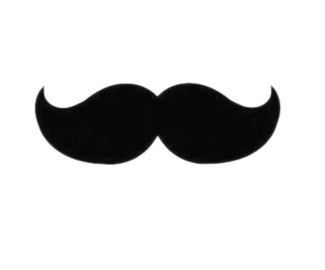 Hipster clipart french mustache #1