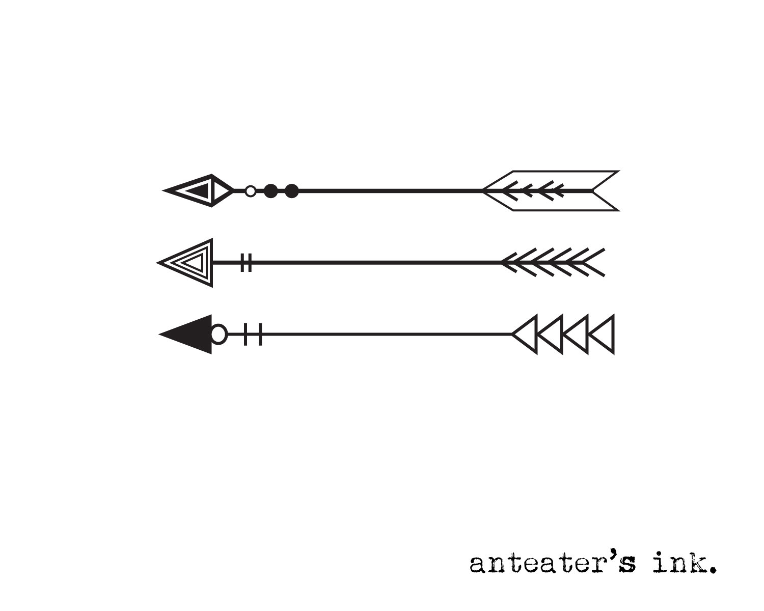Hipster clipart modern arrow For items ideas Arrow Good