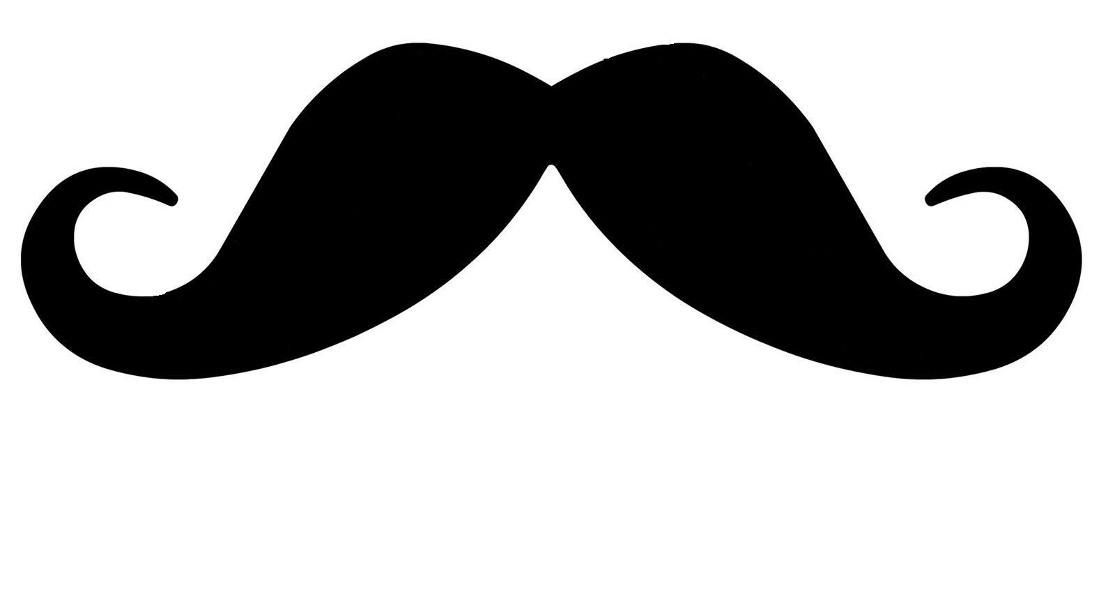 Moustache Clip Clip Art image