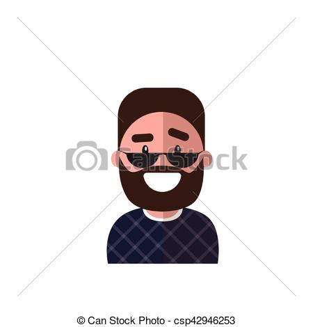 Hipster clipart person #7