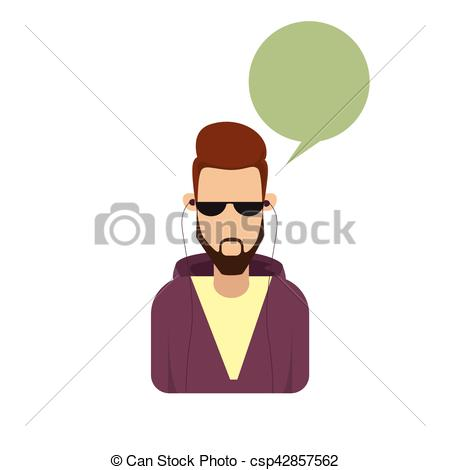 Hipster clipart person #10