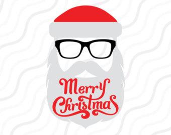 Santa clipart hipster #6