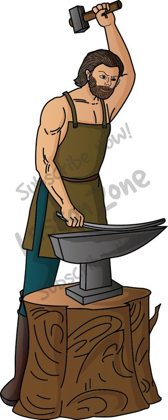 Indian clipart blacksmith Lesson History NZ Zone Anglo