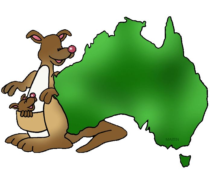 Geography clipart teaching material And on Pinterest this Australia
