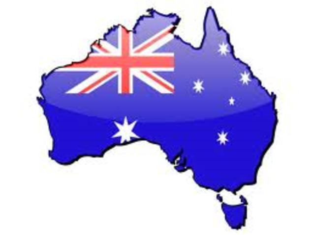 History clipart australian history Timetoast of timelines Australia formed