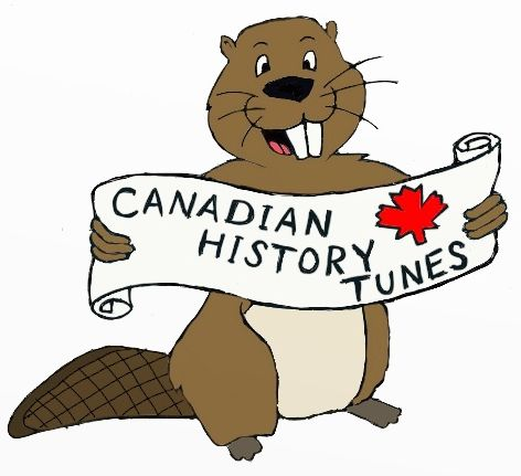 Beaver clipart canadian history History music about Canada Pinterest