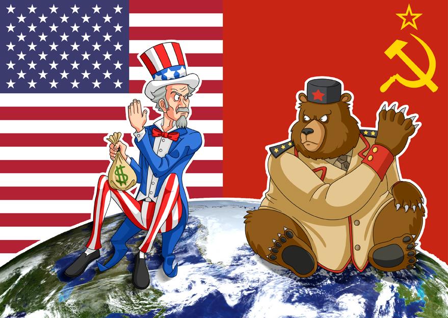 Battlefield clipart cold war #1