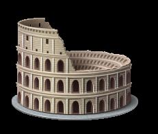 Rome clipart colosseum Public Colosseum Domain Clip Colosseum