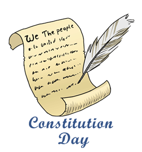History clipart constitution #11