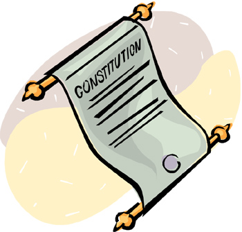 History clipart constitution #2